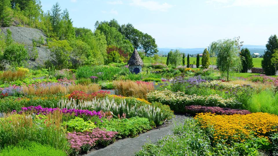【北海道】2019年夏の北海道ガーデン街道で庭園巡り