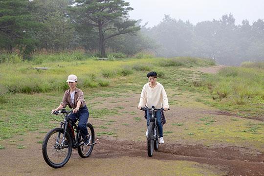 富士山麓プライベートサイクリング