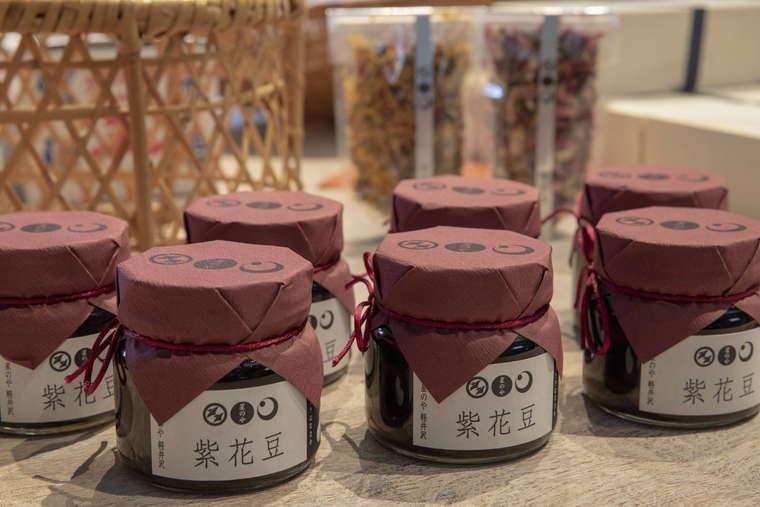 星のや軽井沢 紫花豆
