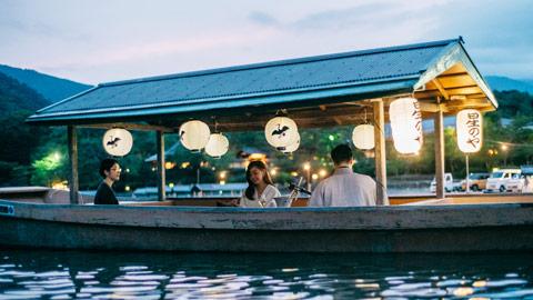 """""""ツウな京都の夏""""をゆったり楽しむ、「星のや京都」極上一人旅プラン"""