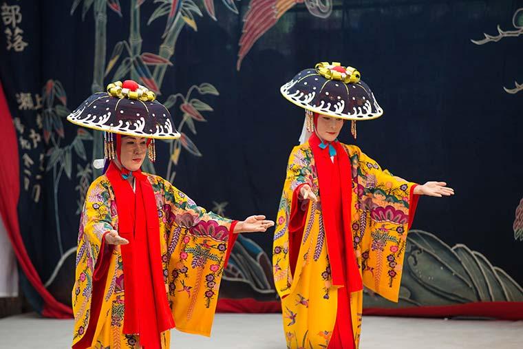 竹富島の種子取祭(タナドゥイ)
