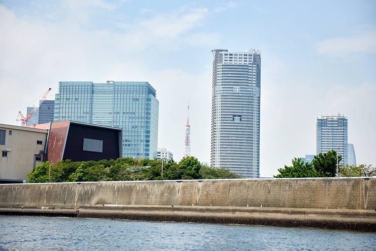 星のや東京 貸切クルーズ「水の都遊覧」