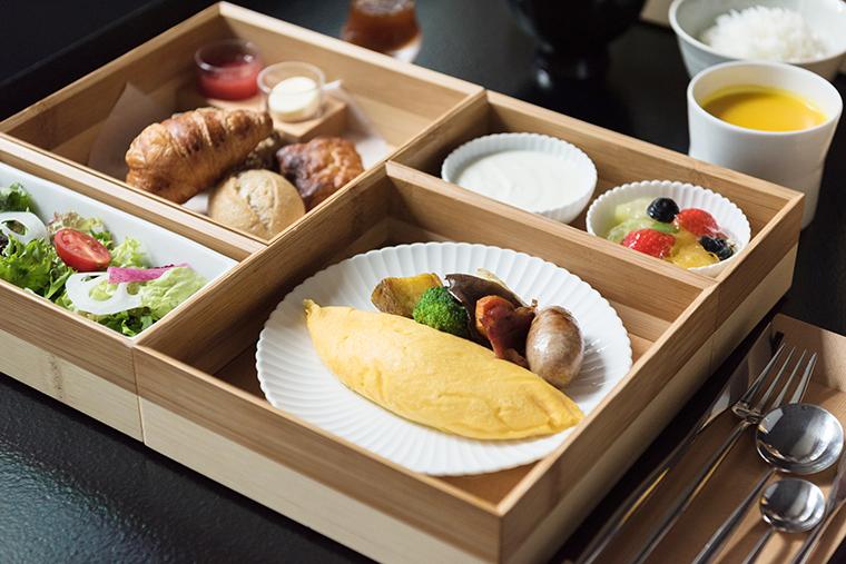 星のや東京 洋朝食