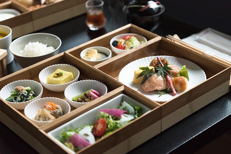 星のや東京 和朝食 部屋食