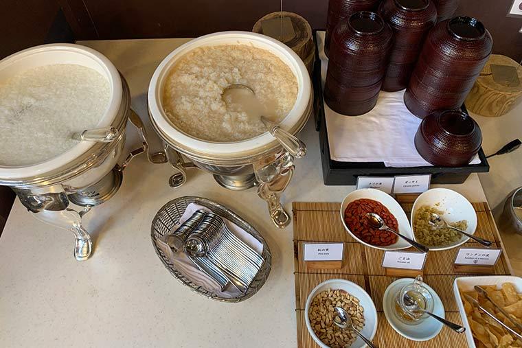 長崎県産米を使用したおかゆ