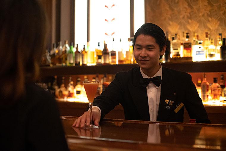 ホテル阪急インターナショナル バー「ケレス」