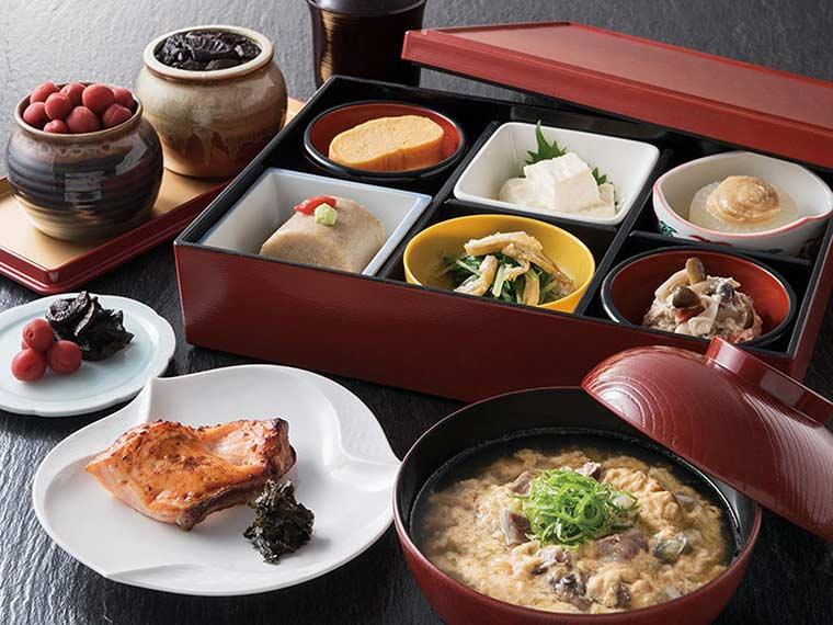 ホテル阪急インターナショナル ルームサービス