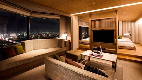 夜景とともに贅沢おこもりステイ!「ホテル阪急インターナショナル」で最高の記念日を
