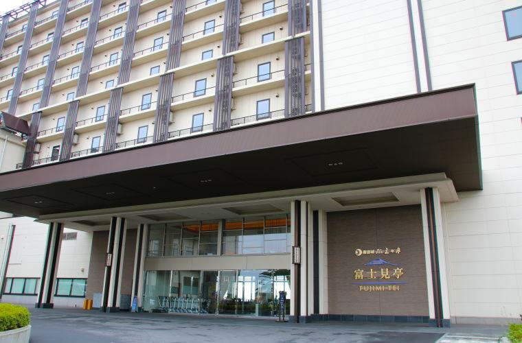 龍宮城スパ・ホテル三日月「富士見亭」