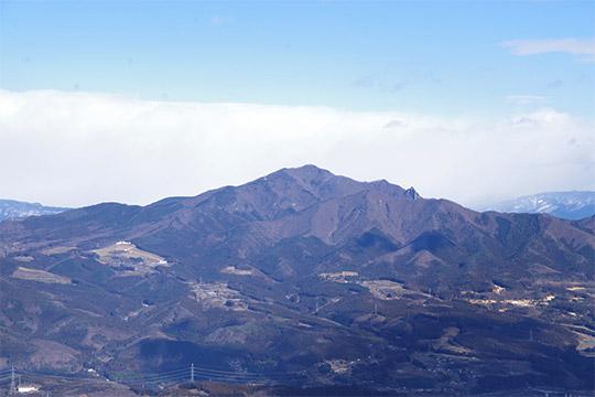 伊香保温泉 上ノ山公園の「展望デッキ」