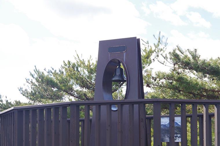 伊香保温泉 輝望の鐘