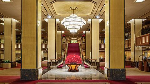 130年にわたって受け継がれてきた「帝国ホテル 東京」で一流のおもてなしを堪能