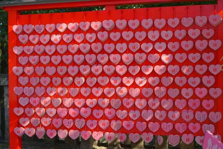 犬山城周辺 三光稲荷神社