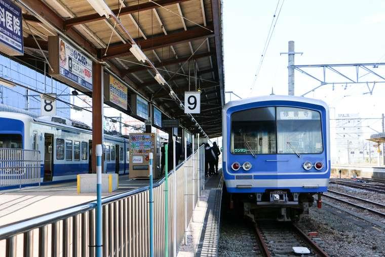 いちご BonBonBERRY 伊豆の国 factoryの最寄り駅である田京駅
