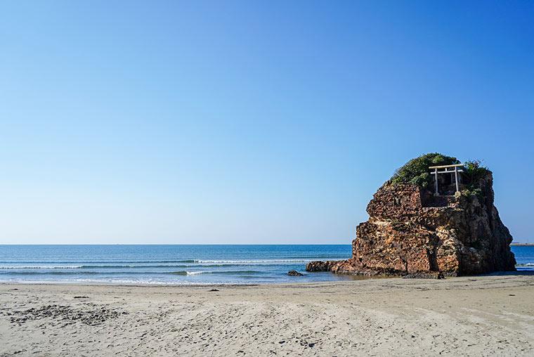 出雲 稲佐の浜