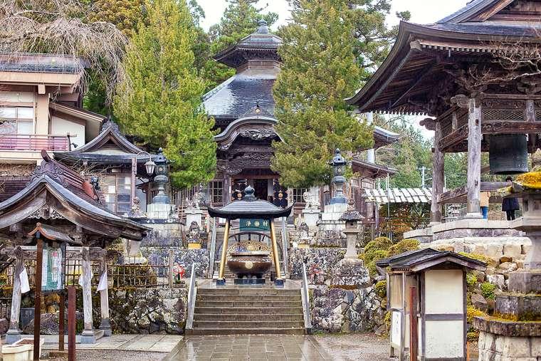 浄土宗極楽山西方寺 旧本堂