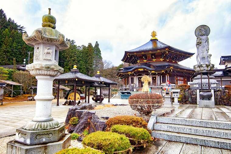 浄土宗極楽山西方寺