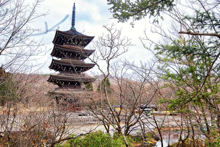 浄土宗極楽山西方寺 庭園