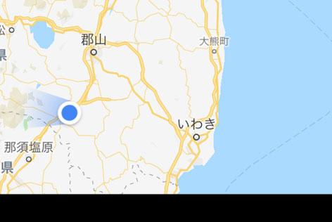 阿武隈マップ