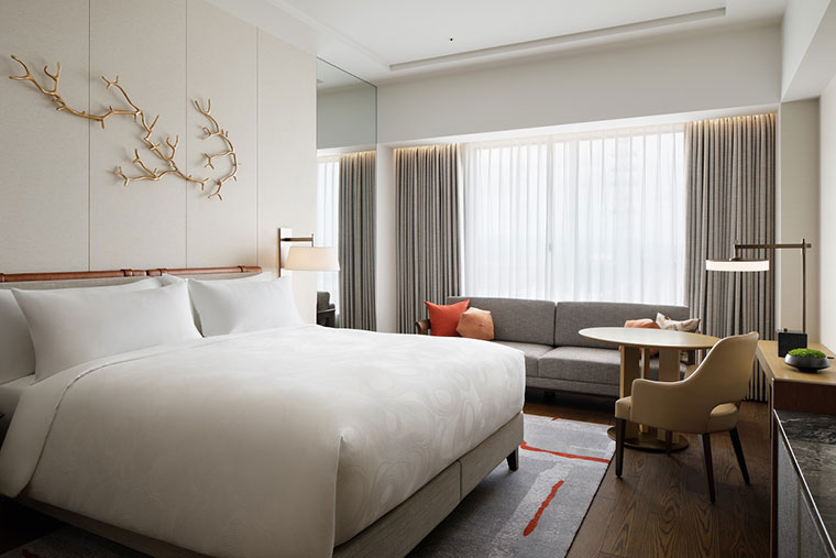 JWマリオット・ホテル奈良 客室