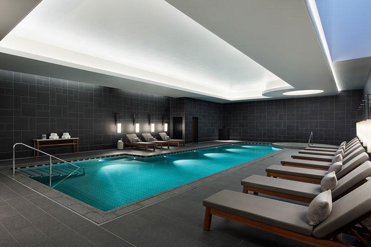 JWマリオット・ホテル奈良 室内プール