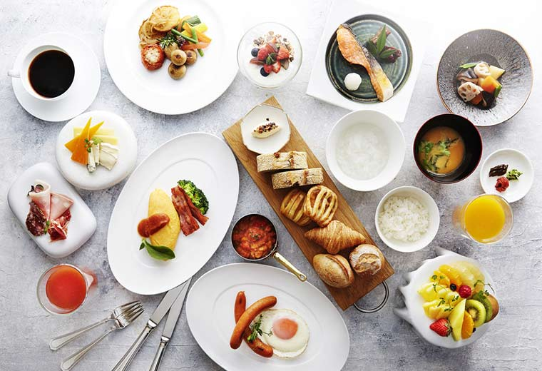 JWマリオット・ホテル奈良 朝食