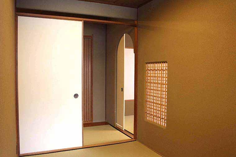 加賀屋の客室