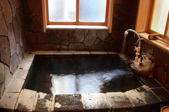 金具屋 貸切風呂