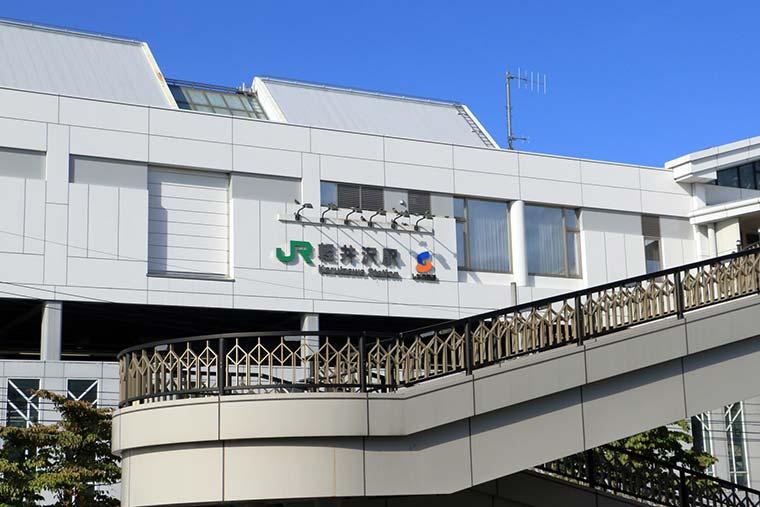 軽井沢星野エリア 軽井沢駅からバスで約20分