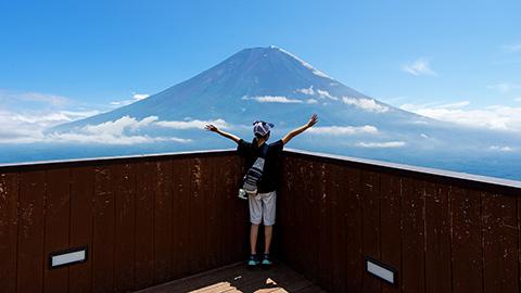 家族で楽しむ富士山絶景!河口湖・西湖周辺立ち寄りスポット
