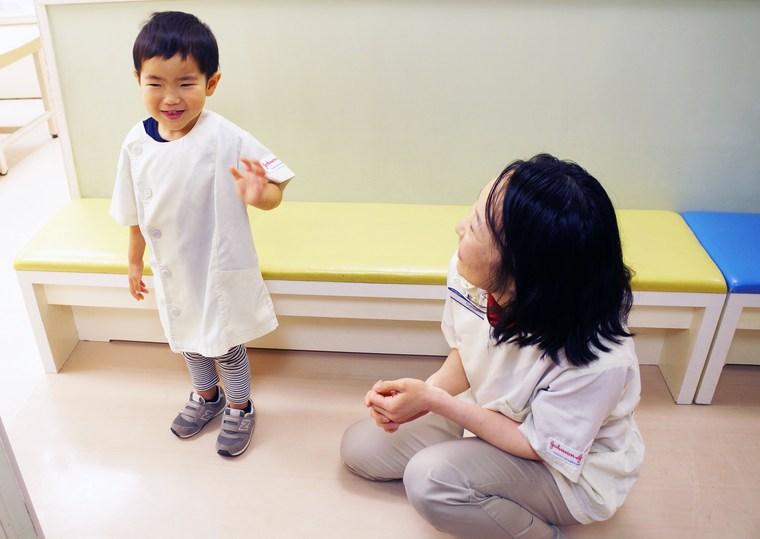 キッザニア東京 病院 看護師
