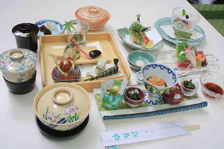 京貴船ひろやの懐石料理「貴船ごよみ」