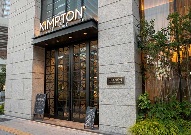 キンプトン新宿東京