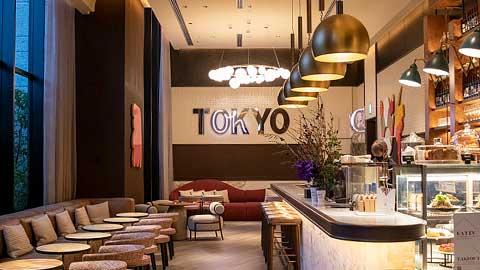 「キンプトン新宿東京」でNYと東京の今に触れるホテル体験を!