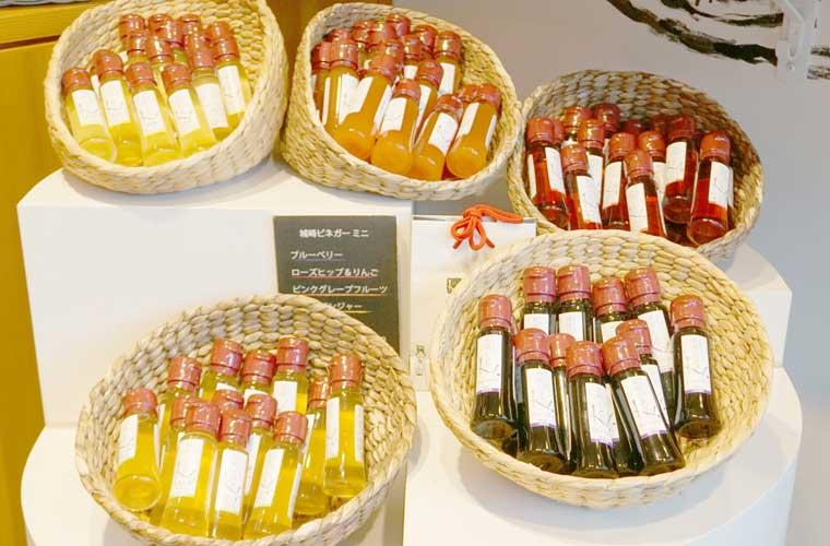 城崎ビネガーのお酢ドリンク