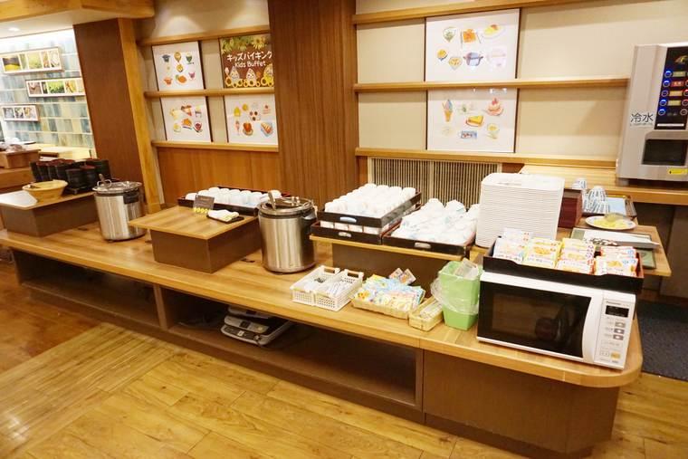 鬼怒川温泉ホテル 石窯ダイニング楽炎-rakuen- ブッフェ