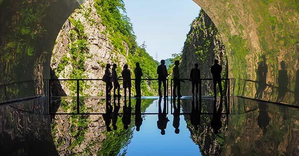 清津峡渓谷トンネルであのフォトジェニック写真を撮ってきた