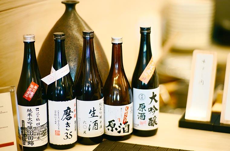 酒処「灘五郷」から限定で蔵出し直送された日本酒