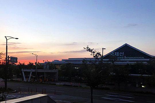 金浦(キンポ)空港