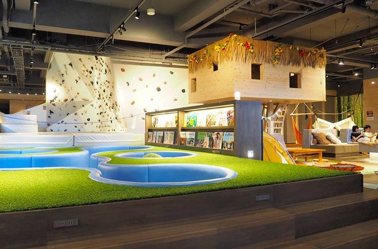 熊谷のお風呂カフェ「おふろcafé bivouac」