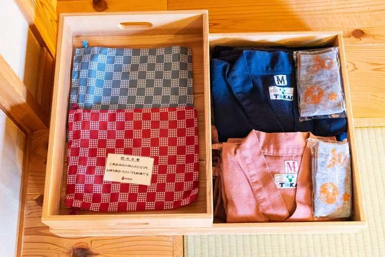 熊野古道 熊野倶楽部  浴衣