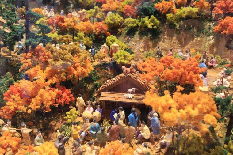 蟻(あり)の熊野詣と呼ばれた熊野三山の参拝