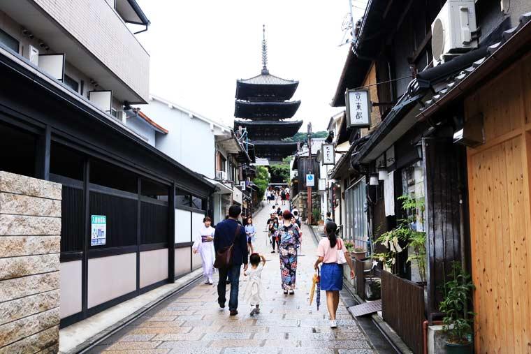 the京都な景色
