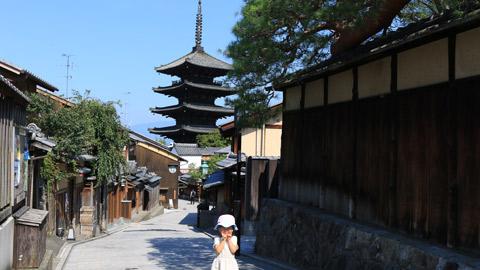 子連れで行ける!京都の魅力再発見、家族で大満足モデルコース