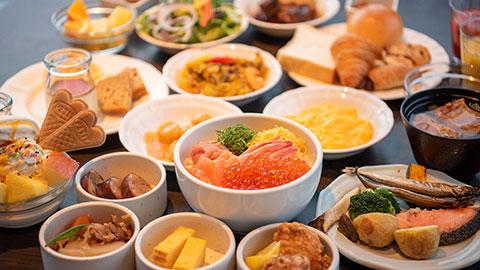 大人気の夜景と朝食バイキング!ラビスタ函館ベイでホテルステイを満喫