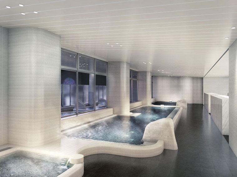 リーベルホテル アット ユニバーサル・スタジオ・ジャパン 天然温泉スパ