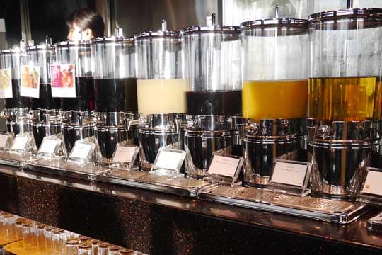リーベルホテル アット ユニバーサル・スタジオ・ジャパン 「BRICKSIDE」 朝食ブッフェ