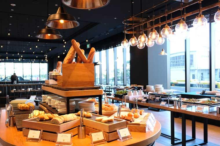 リーベルホテル アット ユニバーサル・スタジオ・ジャパン 「LIBER」朝食ブッフェ