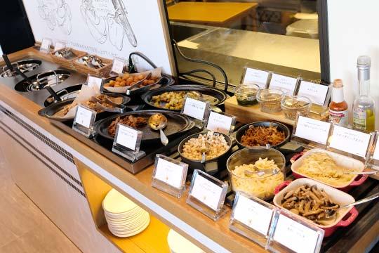 リーベルホテル アット ユニバーサル・スタジオ・ジャパン 「LIBER」 朝食ブッフェ