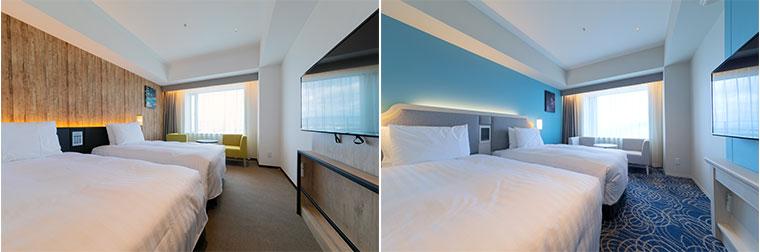 リーベルホテル アット ユニバーサル・スタジオ・ジャパン スタンダード・スーペリアルーム